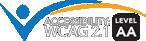 WCAG 2.1 AA Compliant